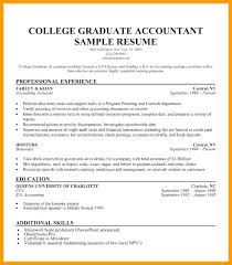 Cover Letter Examples For Recent College Graduates Resume Template