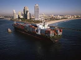 Sea Freight Cargo Ups