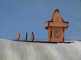 Ein Steirisches Souvenir Aus Holz Hang Zum Grünen