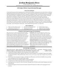 Gis Resume Resume For Your Job Application