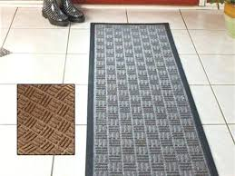 corner runner rug rubber backed rugs with regard to how fix a curling corner runner rug
