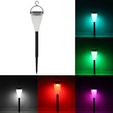 Colour Changing Solar Garden Lights Details About New Color Changing Solar Lights Lamp Outdoor With 7 Colors And 3 Light Modes