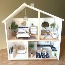 wooden barbie doll house furniture fully decked out dolls kitchenaid mixer repair diy dollhouse87 dollhouse