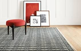 room and board rugs within tulum rug in ebony modern ideas 1