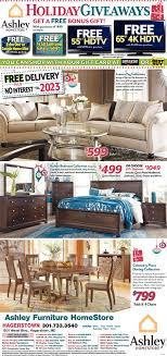 Giveaways Ashley HomeStore