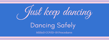 Dancing Safely: Covid Policies | melva-smith-dance