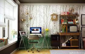 office wallpaper designs. Wallpaper For Home Office Ideas Room Design Good . Designs