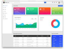 Free Modern Templates 28 Free Responsive Bootstrap Admin Templates For Modern Multi Device