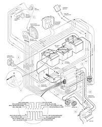 1982 club car wiring diagram