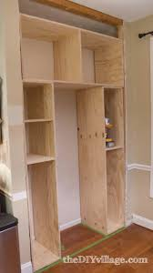 make your own pantry cabinet with diy kitchen plans roselawnlutheran and dry fit 0 2842x5073px