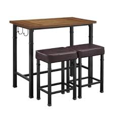 modern furniture table. Sevigny 3 Piece Pub Table Set Modern Furniture