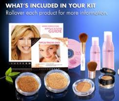 you may know of sheer cover makeup from the late night infomercials with leeza gibbons so when i was approached to try out sheer cover makeup