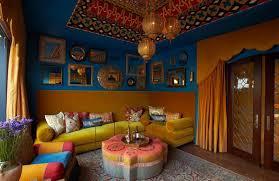 Vibrant Moroccan-inspired