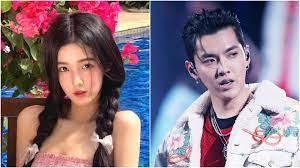 Kris Wu's Girlfriend? Artist Sues Over ...
