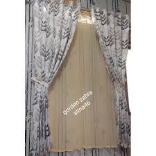 Amanda Curtain / Window Curtain / Curtains / Minimalist Curtains ...