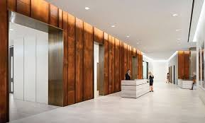 modern office ideas. Interiors Awards 2018: Lobby Repositioning Modern Office Ideas