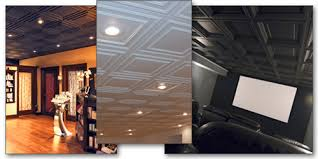 ceiling tiles and panels can make a difference but we ve got some bad news for you by themselves they aren t going to solve the problem they ll just