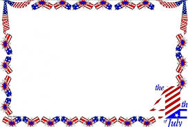 stylish page a set of independence day themed lined paper and page borders for