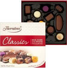 thorntons clic collection 274g 7 30