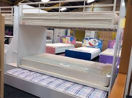 white wooden bunk beds with storage and trundle white bunk bed with storage and trundle