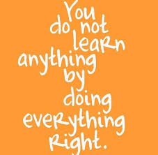 Learning From Mistakes Quotes Simple Learning From Mistakes Quote Quote Number 48 Picture Quotes