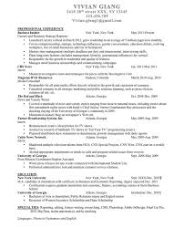 Resume Multiple Positions Same Company Resume Template