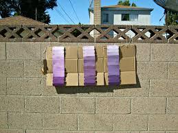 painting block wallPainting outdoor concrete walls  Lynda Makara