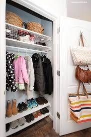interior organized coat closet makeover how to nest for less better ideas pleasing 9