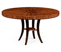 art deco high re round dining table 54