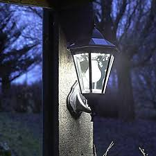 Solar Outside Wall Lights  Lightings And Lamps Ideas  JmaxmediausSolar Wall Lights For Garden