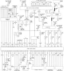 ford truck f ton p u wd l mfi ohv cyl repair 13 3 8l vin l engine control wiring diagram 1993 regal