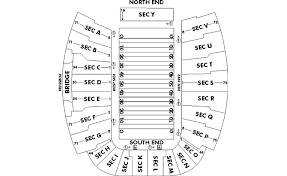 Vanderbilt Seating Chart Dudley Field At Vanderbilt Stadium Seating Chart