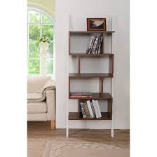 Ascencio Ladder Bookshelf and Display Case - HOMES: Inside + Out