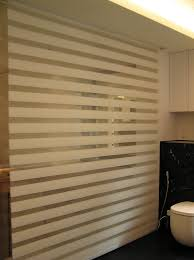 Charming Curtains For Office Designs with Zebra Shadezebra Window