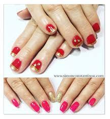manicure , nail art , french manicure , glitter nails by monika at ...