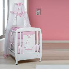 pink nursery furniture. Baby Cots High Quality Furniture Made In Italy My Italian Modern Cot White And Pink Sugar By Picci Nursery