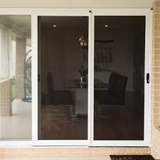sliding stacker doors come in a couple of diffe combinations however mostly it will be a combination of one fixed glass panel and two sliding glass