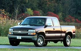 2001 Chevrolet Silverado 2500 - Information and photos - ZombieDrive