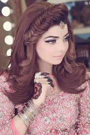 kashee s beautiful bridal makeup hairstyle by kashif aslam