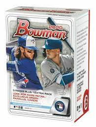 Some are cellos which contain more than one pack and some. Bowman 2020 Los Angeles Dodgers Baseball Card Boxes For Sale Online Ebay