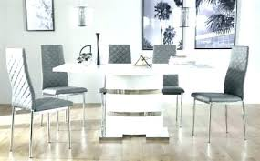 white gloss dining room table grey and white dining table white dining table chairs modern dining room table chairs white high white gloss round extending