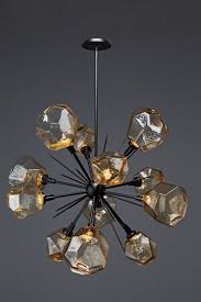 amber glass pendant light awesome artisan blown glass lighting hammerton studio