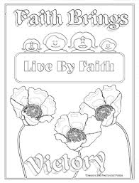 Faith Coloring Pages. 65 Best Images About Teaching The Faith ...