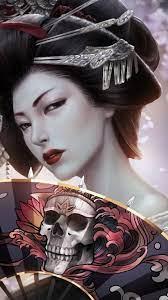 Geisha iPhone Wallpapers - Top Free ...
