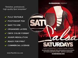 free dance flyer templates free salsa dance flyer template ncsquad com