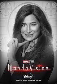 Wanda addresses vision's worries when he grows suspicious of the neighbors' strange behaviour. Wandavision Monica Rambeau Poster Buffy Star Emma Caulfield Cast
