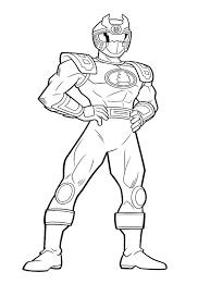 Coloring Power Rangers Stephaniedlcom