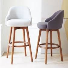 Mid century modern bar stools