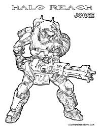 halo coloring pages book picture of jorge ideas at