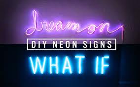 Diy Light Sign Board Idea Of Neon Signs Directory Melbourne